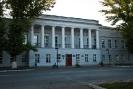 Бывшее войсковое хозяйственное правление, ныне здание библиотеки им. Х.Есенжанова (бывш. А.Гайдара)