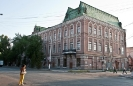 Бывший дом купца Карева, ныне здание областной филармонии им. Г.Курмангалиева